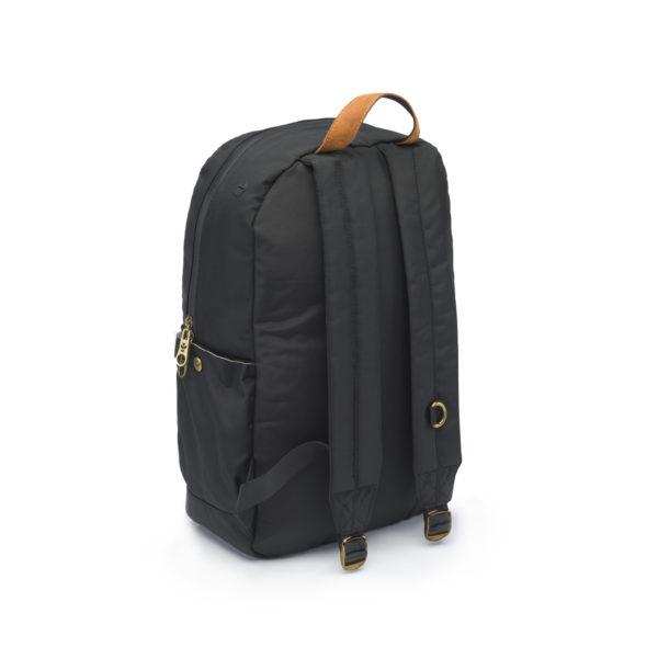 The Escort Black Back Backpack Bag by Revelry Supply UK