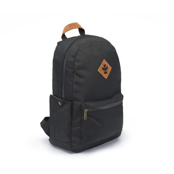 The Escort Black Backpack Bag by Revelry Supply UK