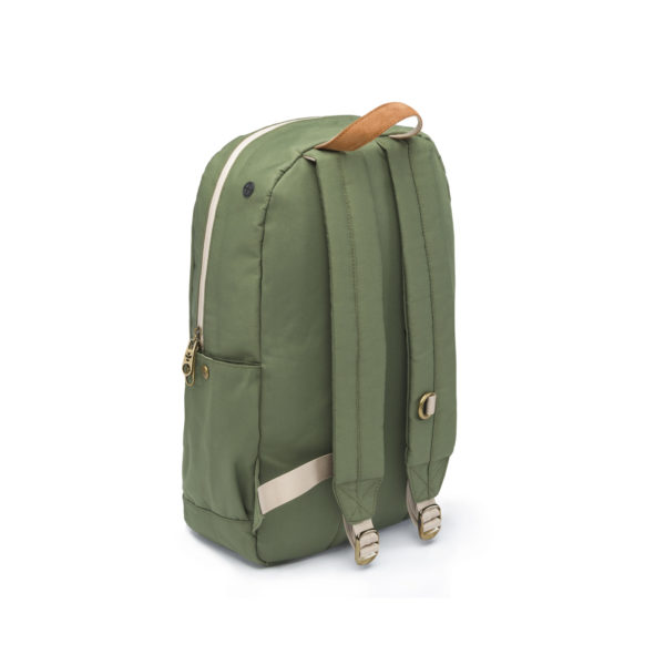 The Escort Green Backpack Bag by Revelry Supply UK
