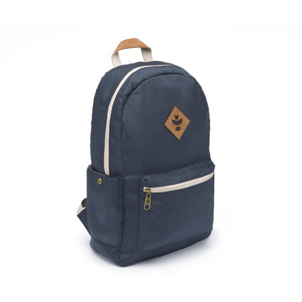 The Escort Navy Blue Backpack Bag by Revelry Supply UK