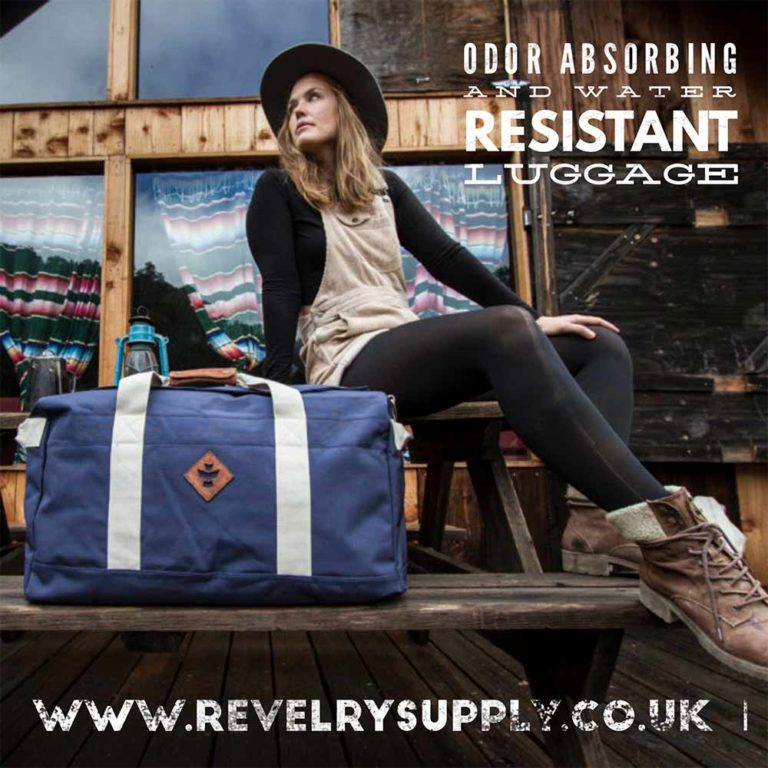 revelry luggage products